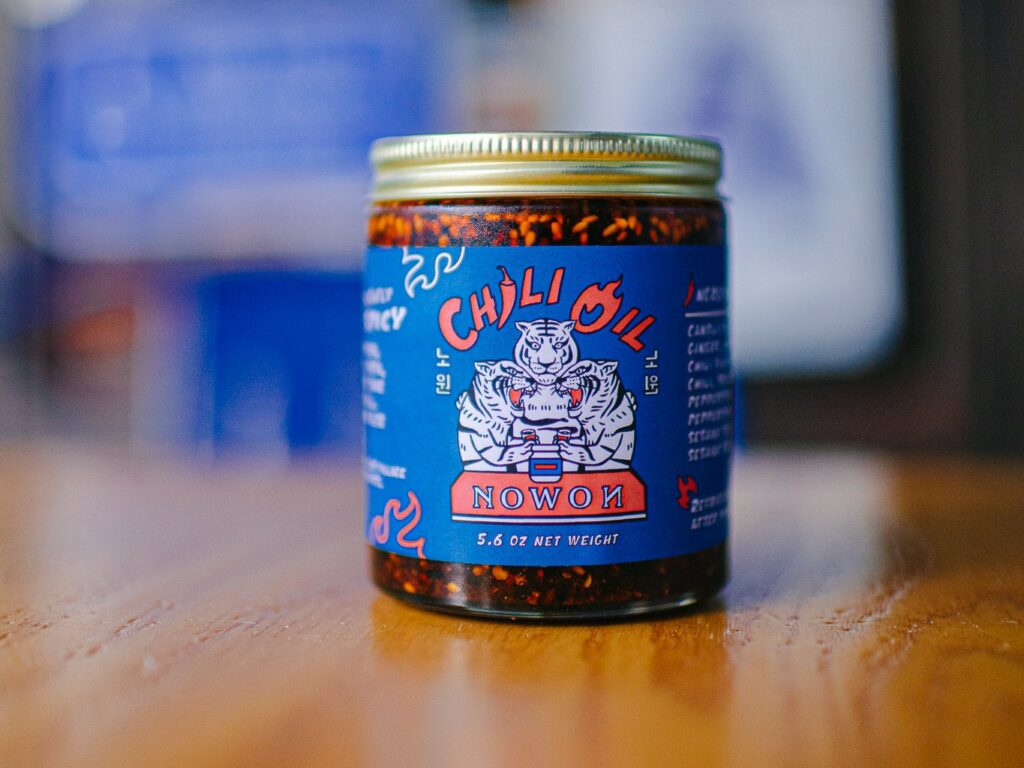 Chili Oil by Nowon Asian Foods