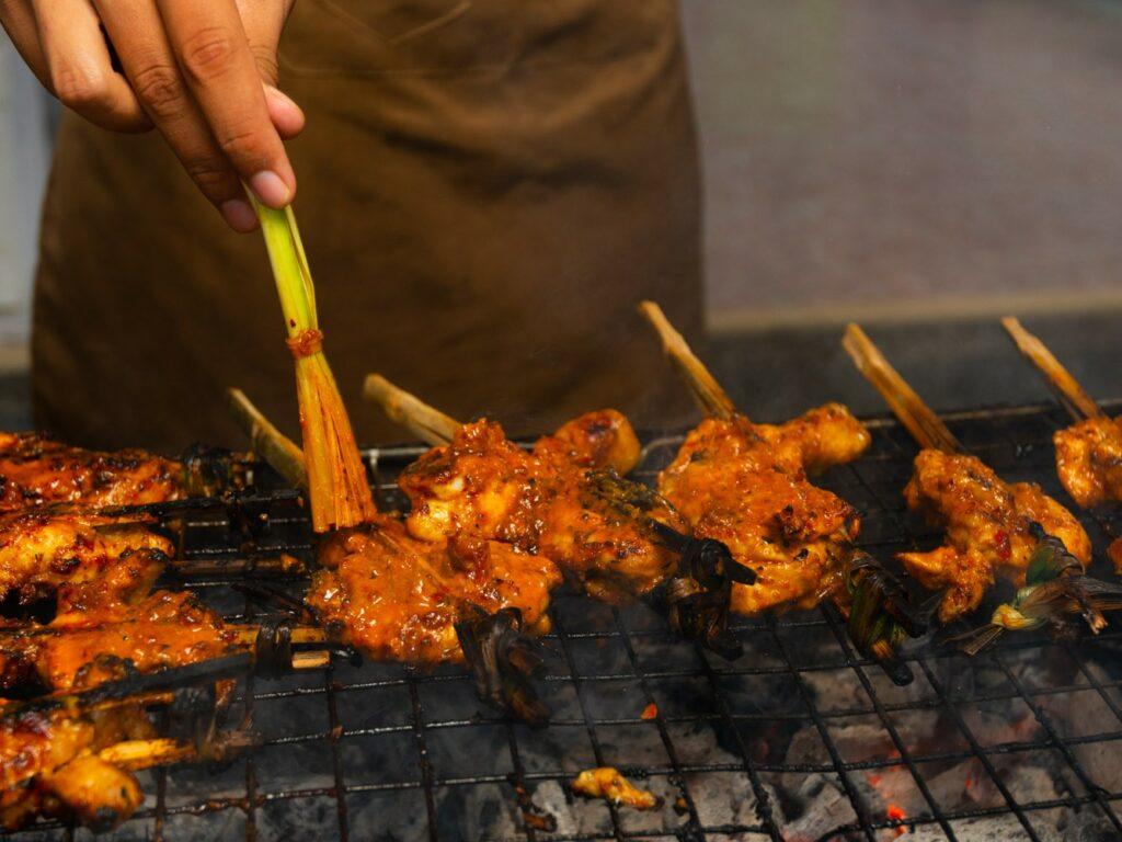 Thai Grilled Chicken by Austin Bush