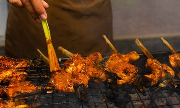 This Grilled Chicken Is a Taste of Thailand's Deep South