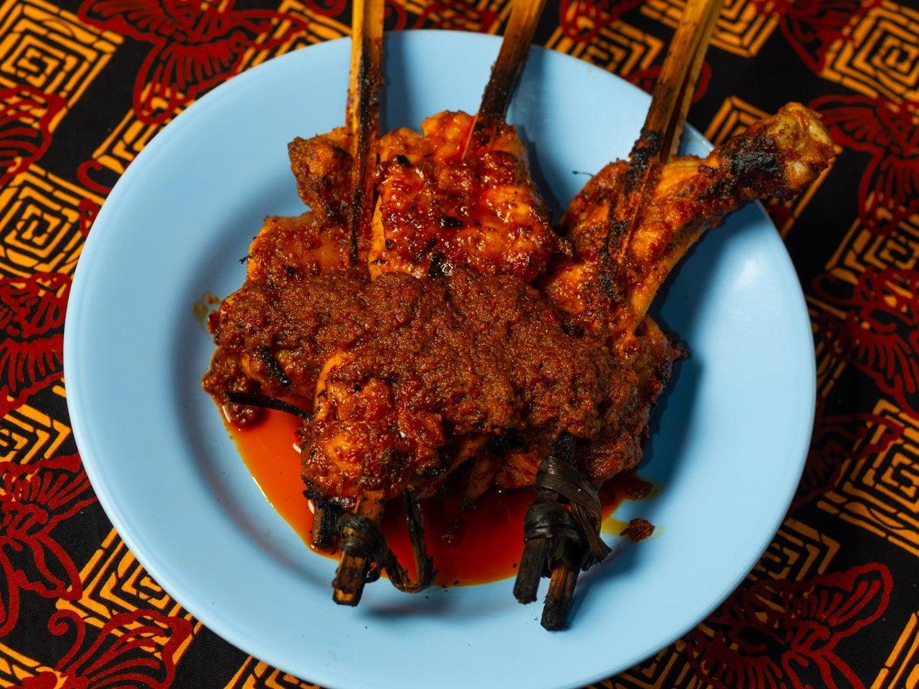 Thai Grilled Chicken from Yala Thailand by Austin Bush