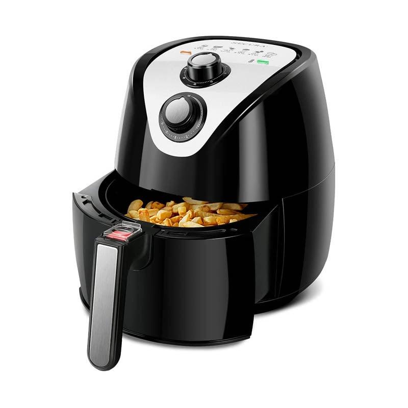 The Best Air Fryer Option Secura Air Fryer
