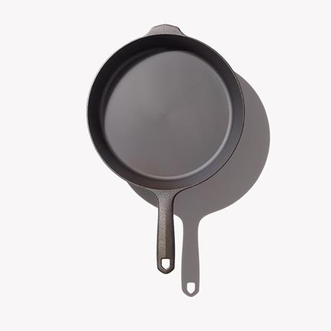 The Best Frying Pan Option Field Company Cast Iron Skillet