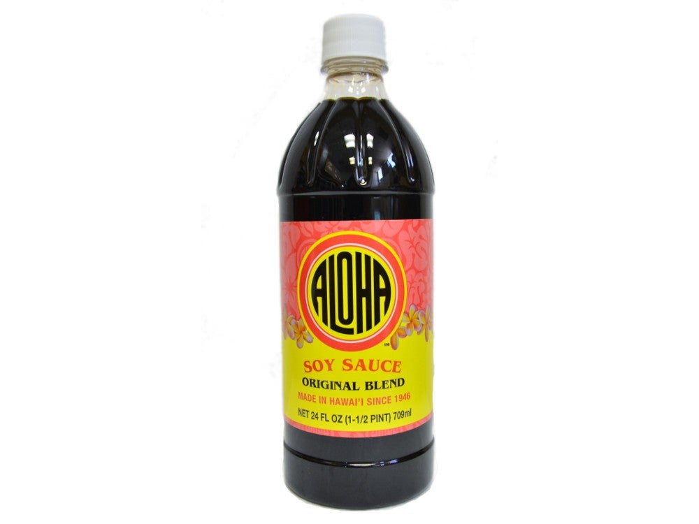Aloha Soy Sauce Hawai-i Brand