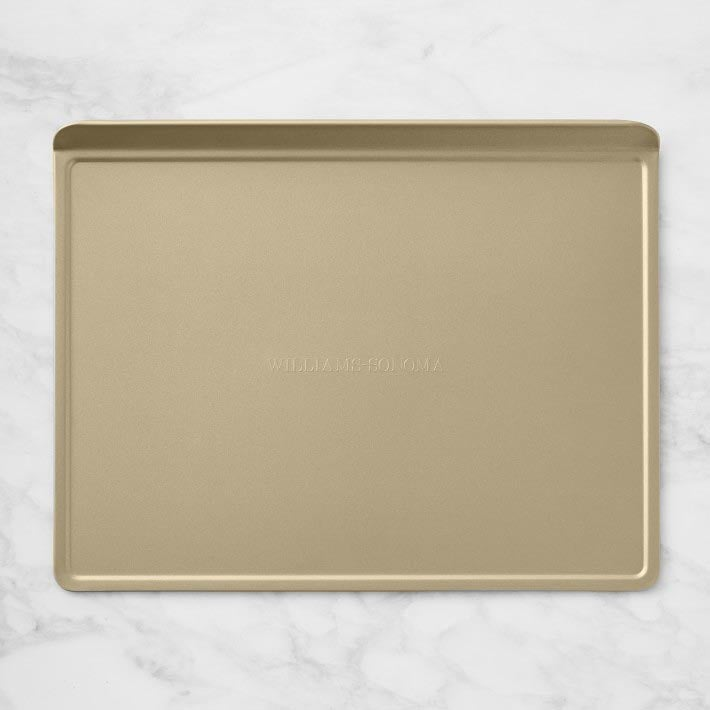 The Best Cookie Sheets Option Williams Sonoma Goldtouch Pro Nonstick Cookie Sheet