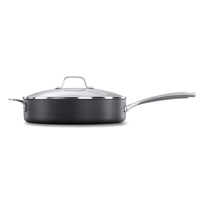 The Best Nonstick Cookware Option Calphalon Sauté Pan