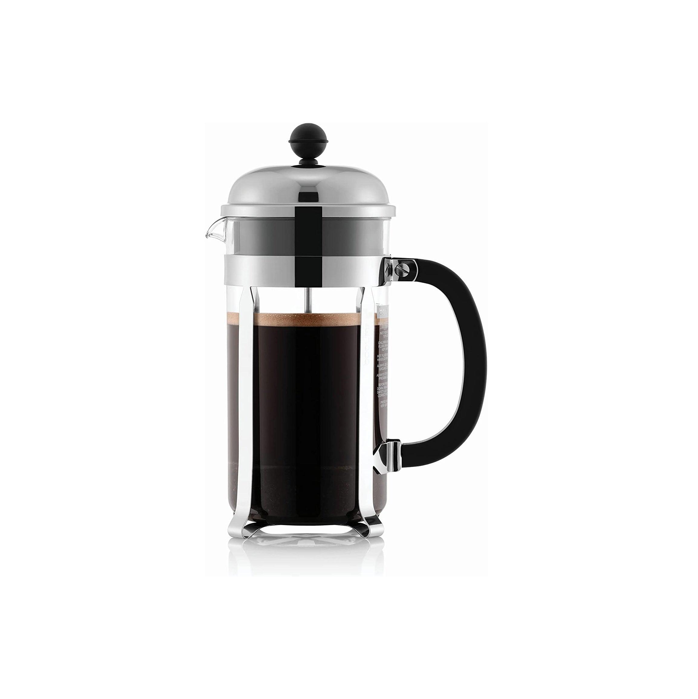 Bodum french press coffee marker