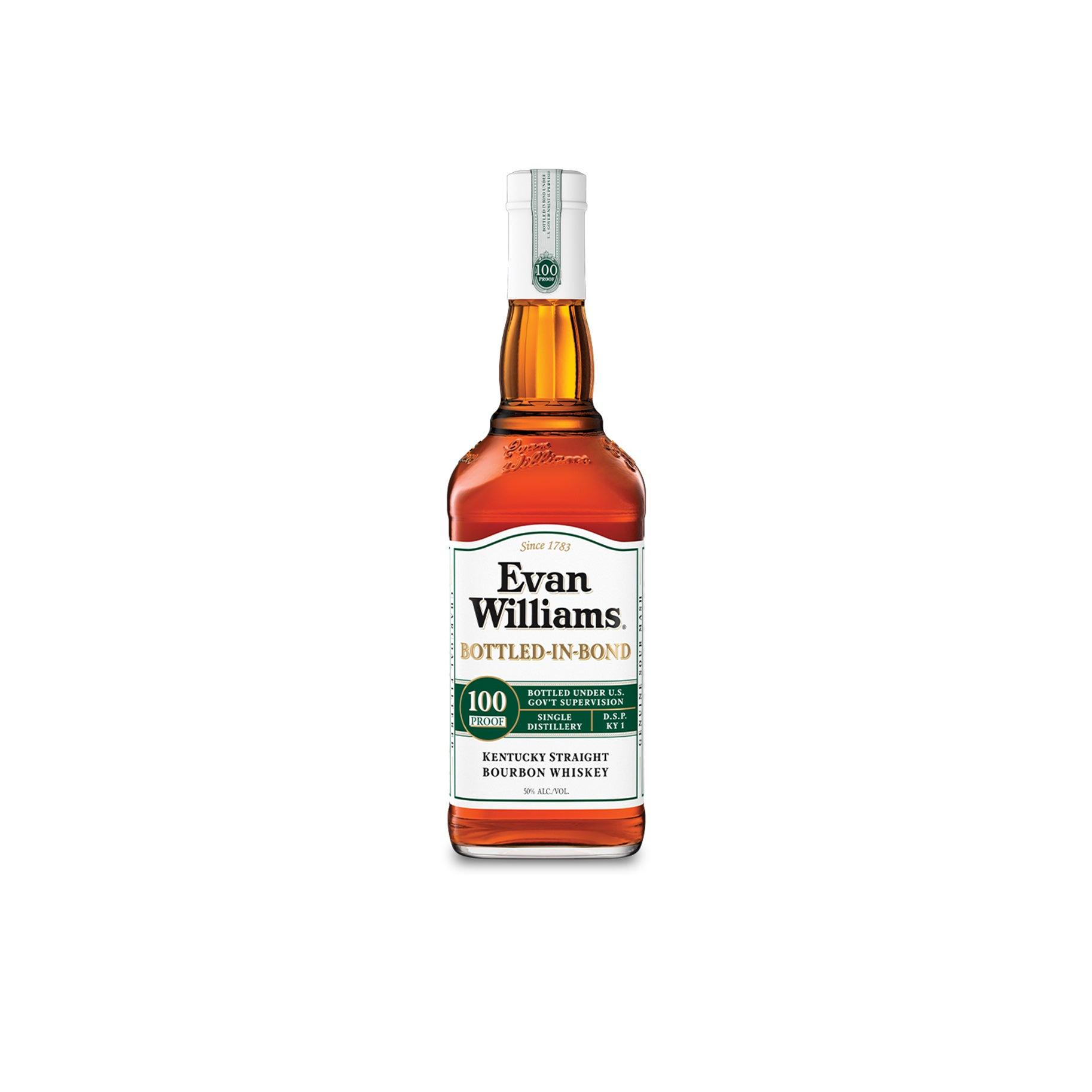 The Best Bourbons Option: Evan Williams Bottled-in-Bond