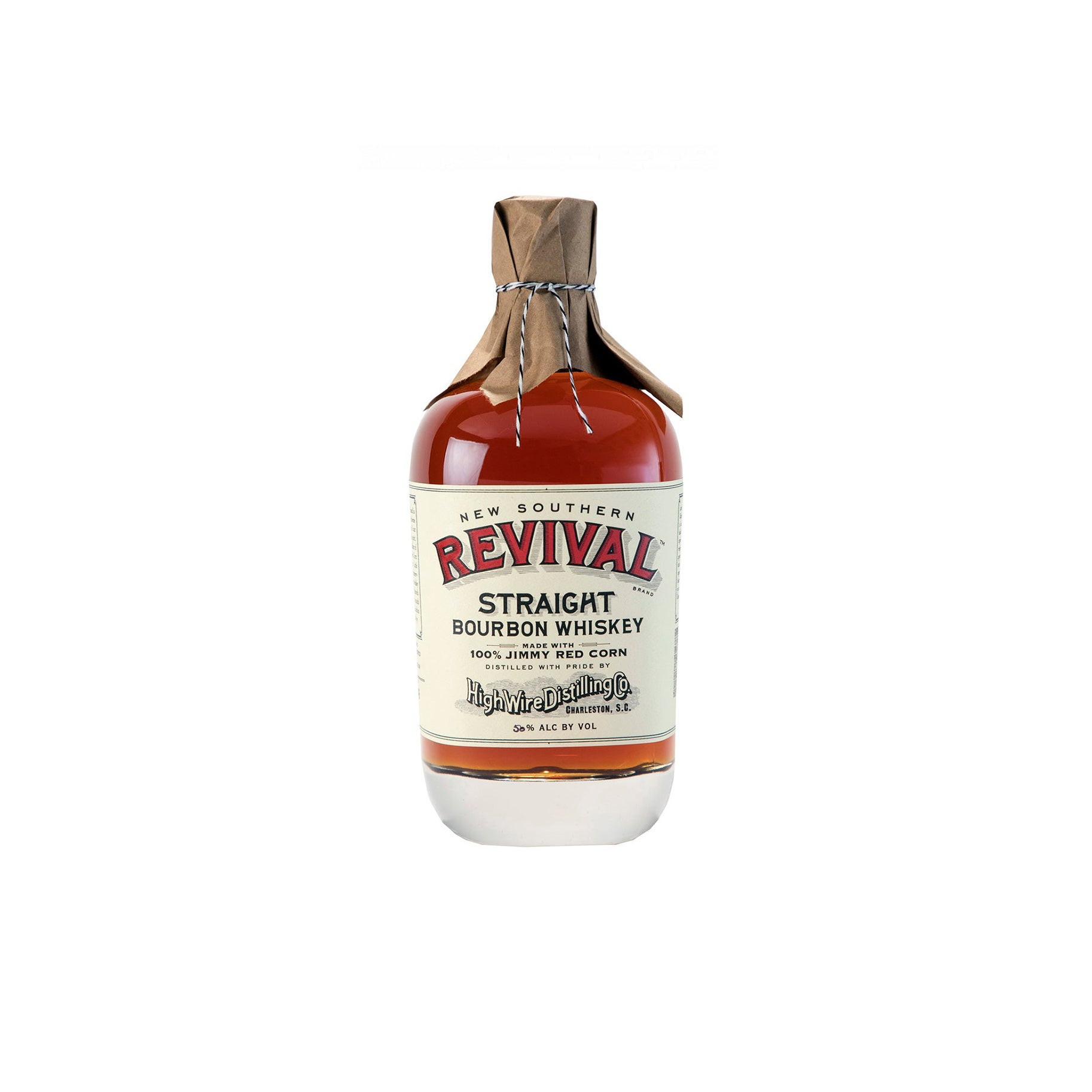 The Best Bourbons Option: New Southern Revival Brand Jimmy Red Straight Bourbon Whiskey