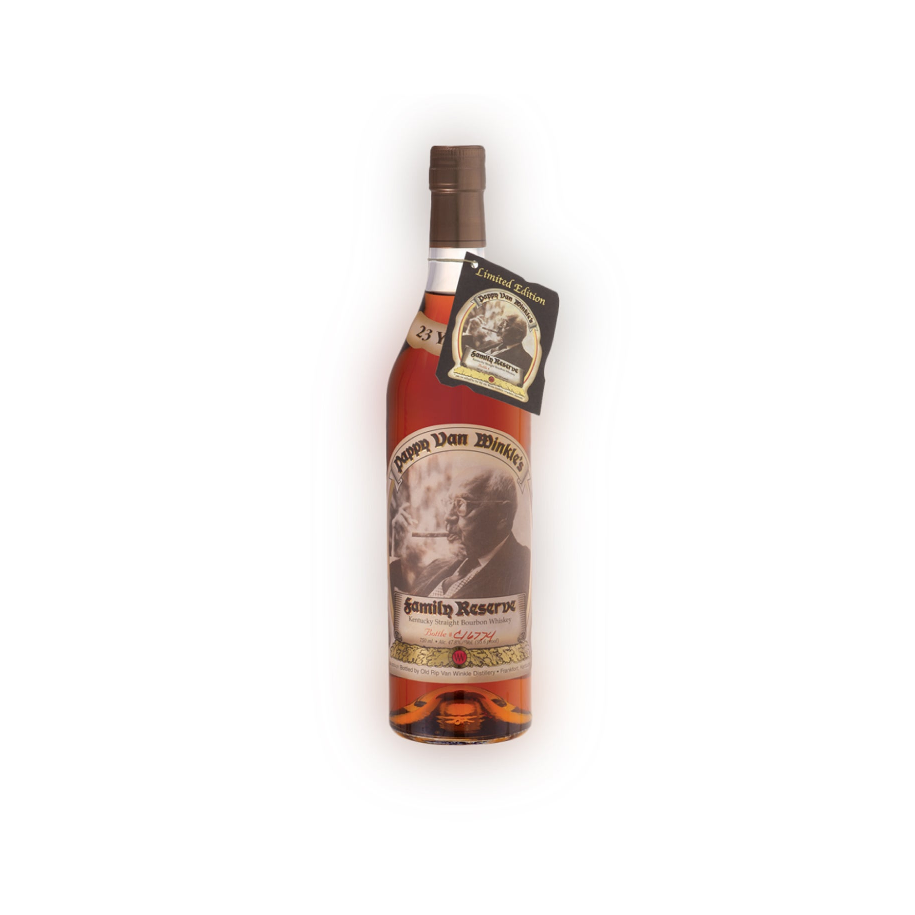 The Best Bourbons Option: Pappy Van Winkle 23 Year Family Reserve