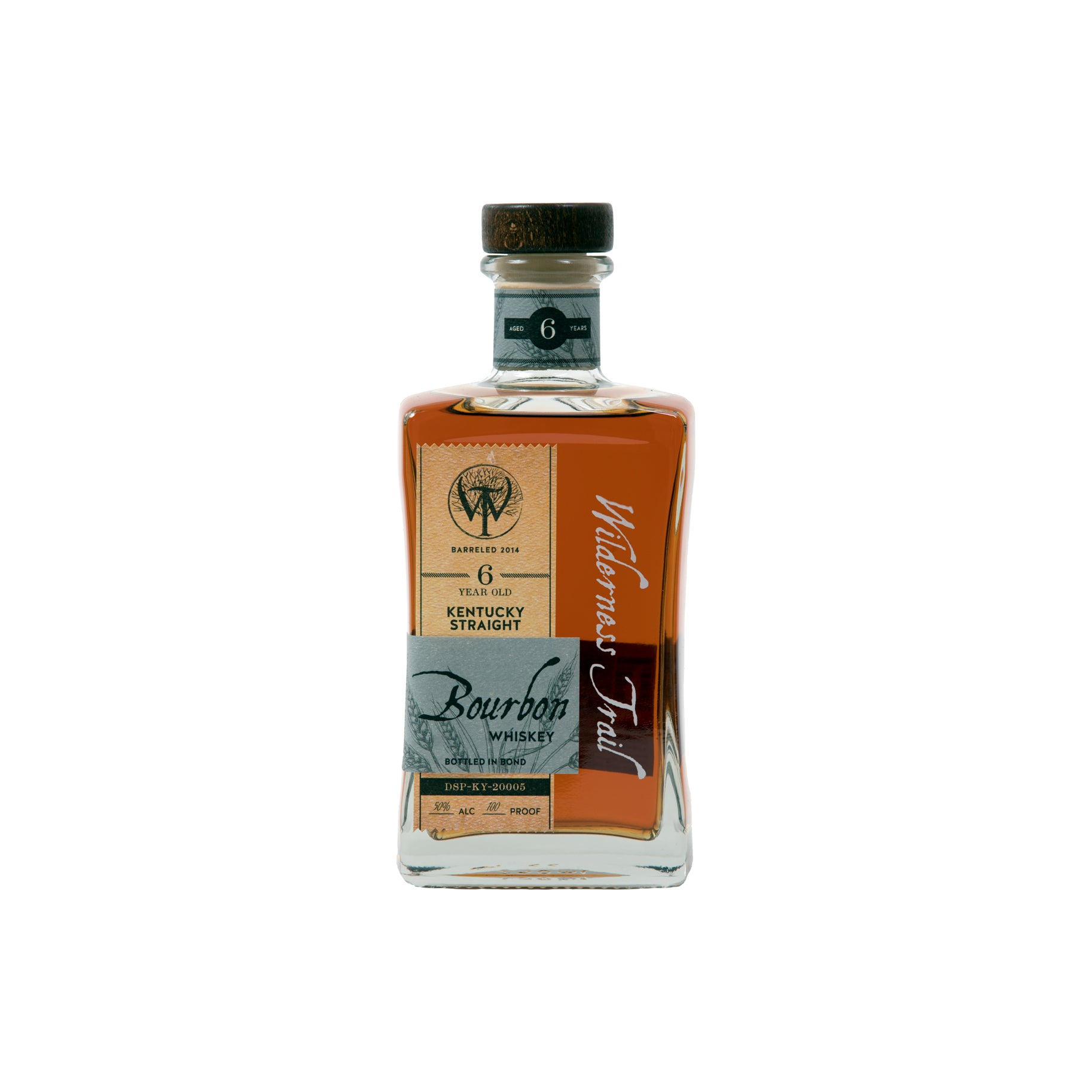 The Best Bourbons Option: Wilderness Trail 6 year Silver Label