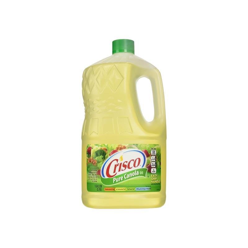 The Best Oils Option Crisco Pure Canola Oil