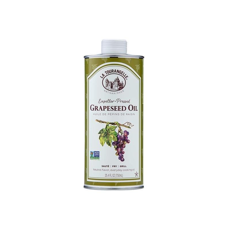 The Best Oils Option La Tourangelle Grapeseed Oil