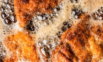 The Best Oils For Frying Don't Create a Smoke Show