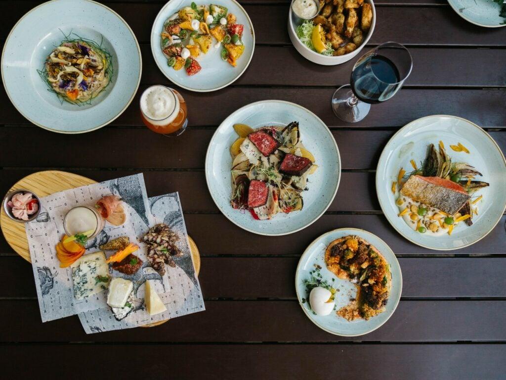 Small Plates Bin 707 Foodbar