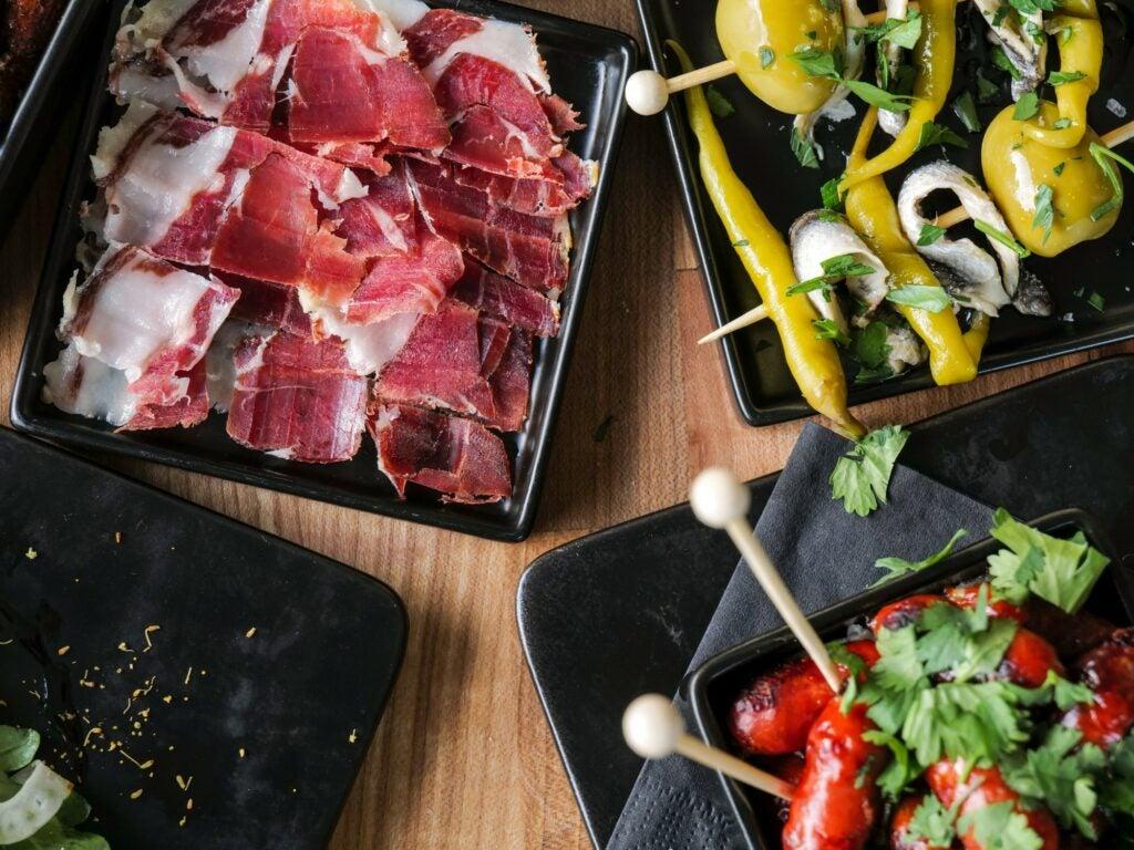 Meatbar Colardo Charcuterie and Small Plates