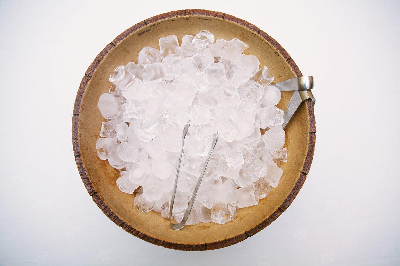 Aerial Ice Bucket