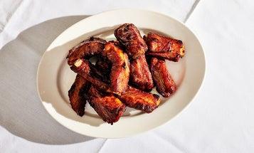 Honey Pork Spare Ribs