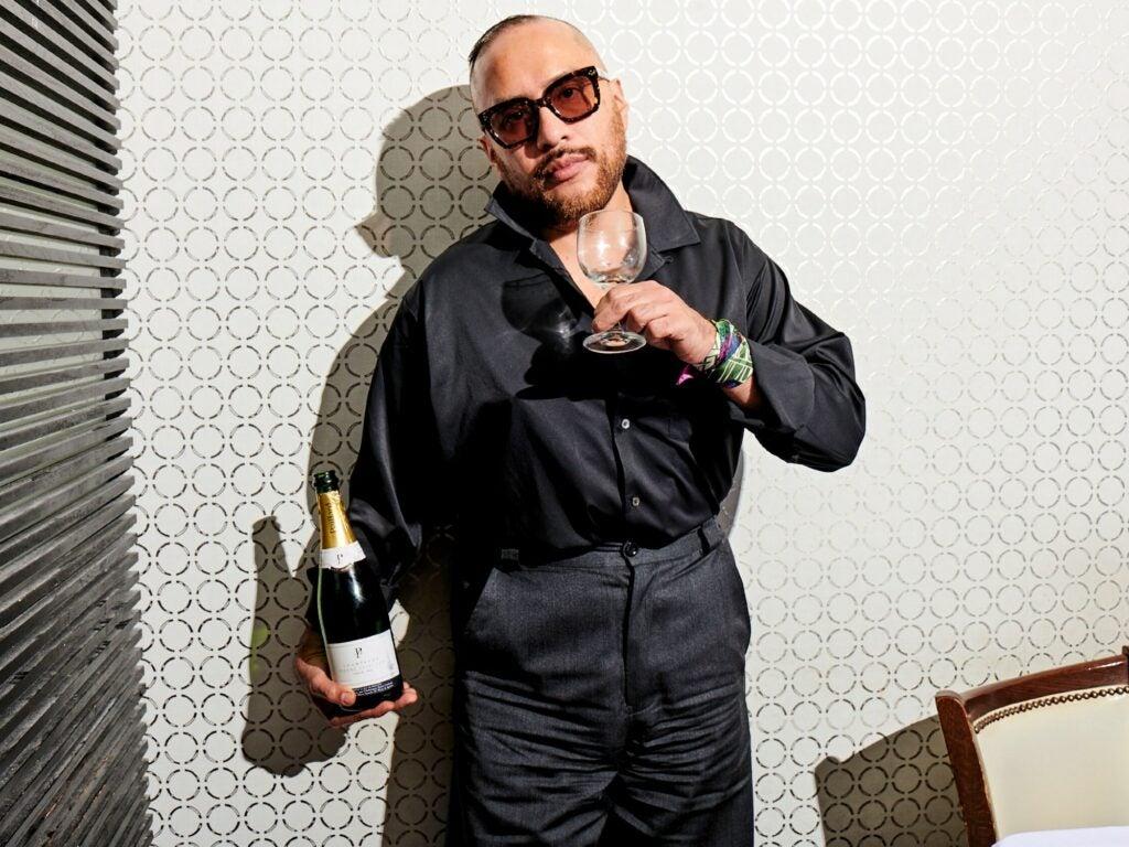 67 Wine and Spirits' Óscar García Moncada