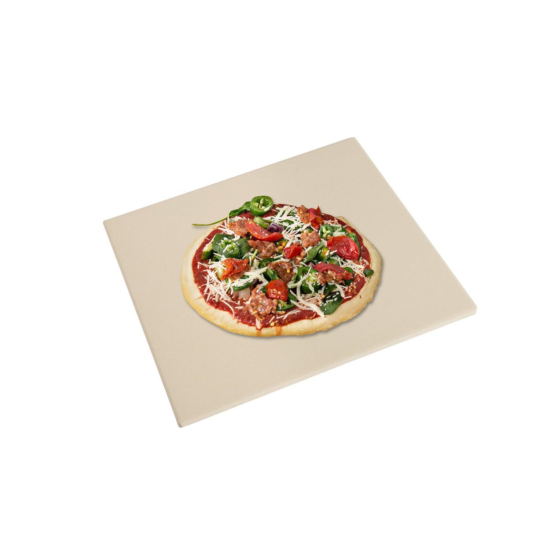 The Best Pizza Stone Option: Honey-Can-Do Rectangular Pizza Stone