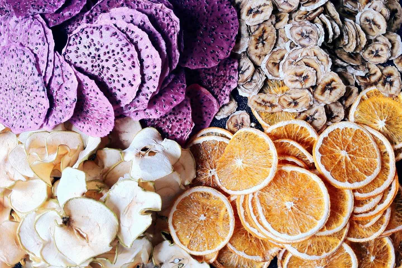 Dried Fruits Dehydrator