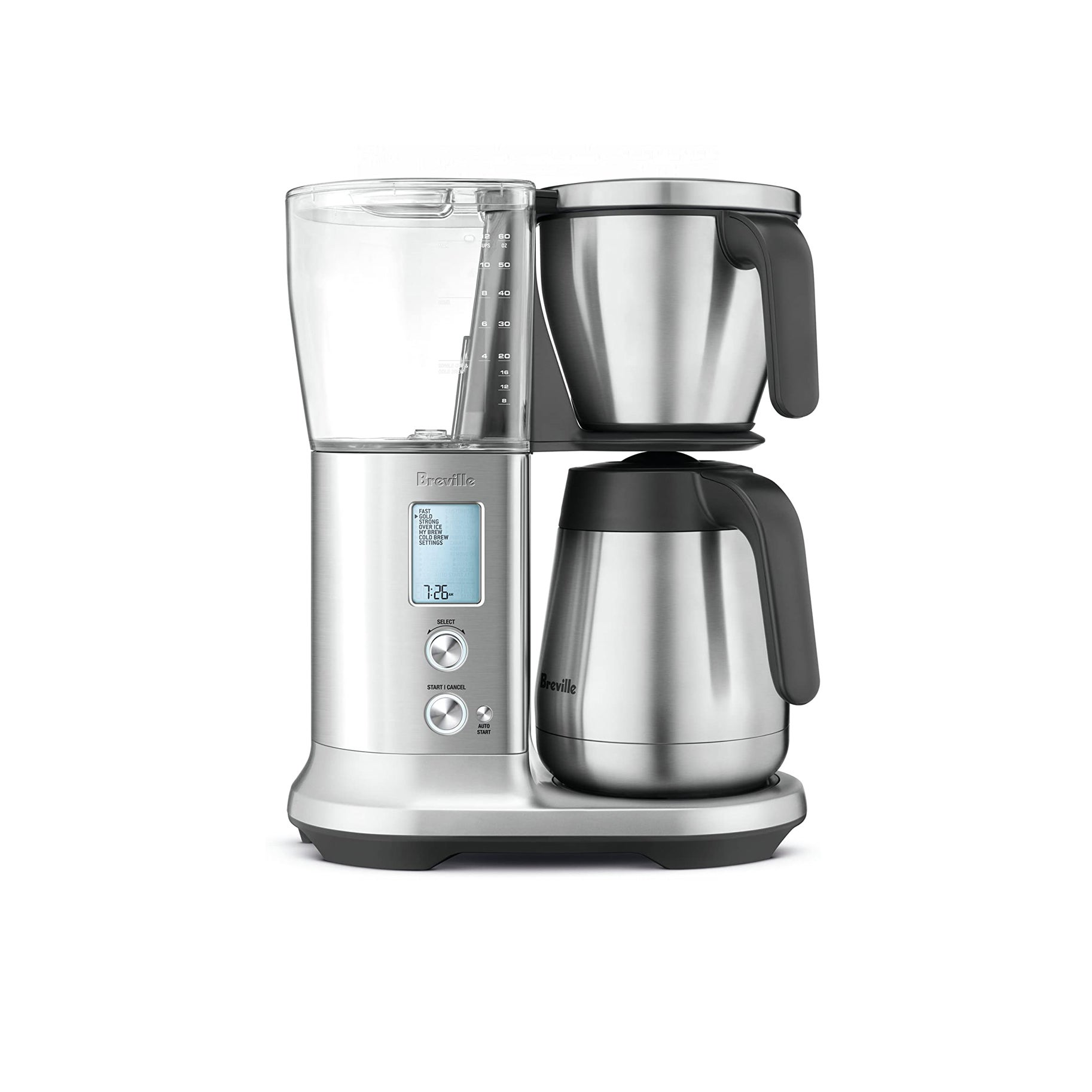 The Best Coffee Maker Option: Breville Precision Brewer Thermal