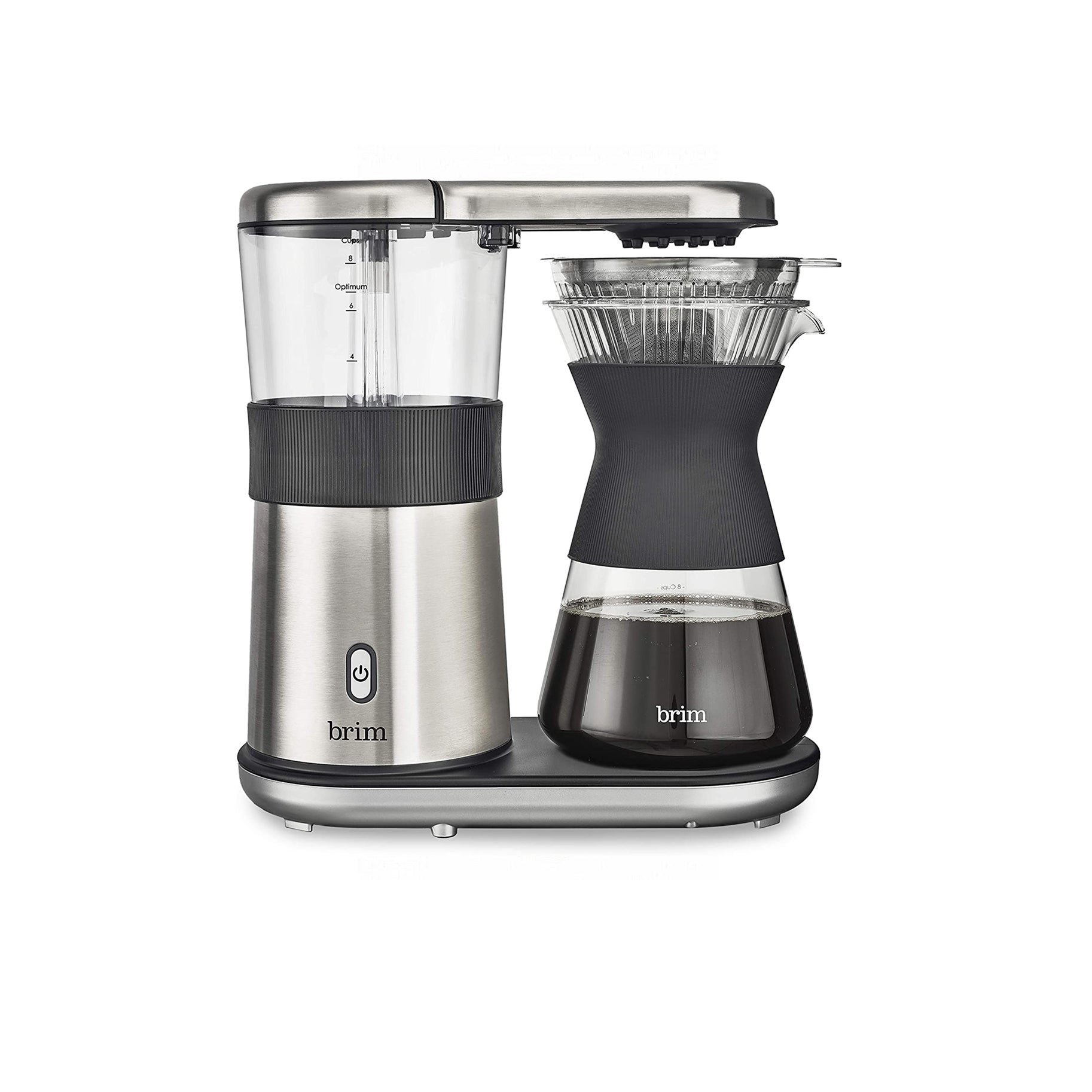 The Best Coffee Maker Option: Brim 8 Cup