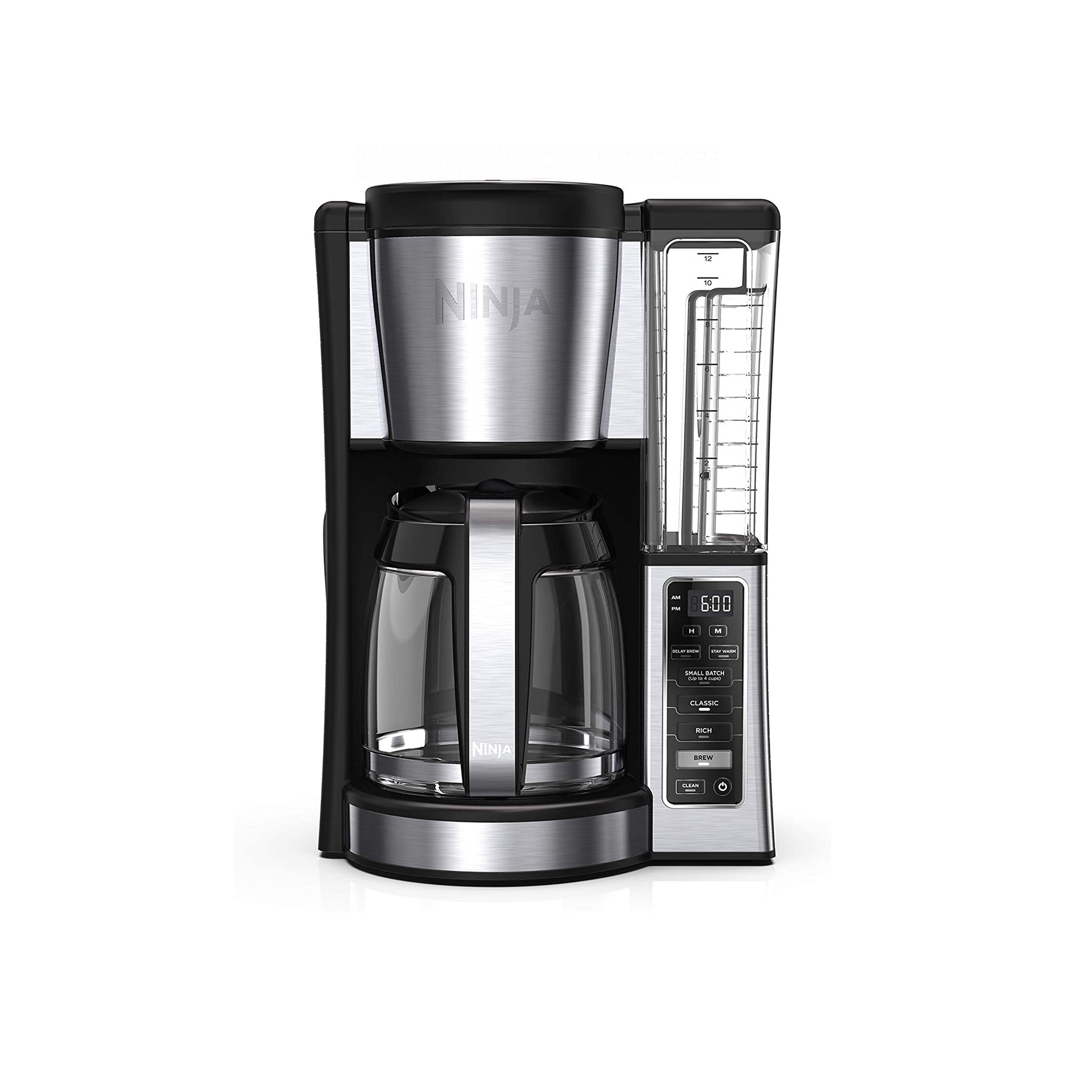 The Best Coffee Maker Option: Ninja Programmable Brewer with 12 Cup Carafe