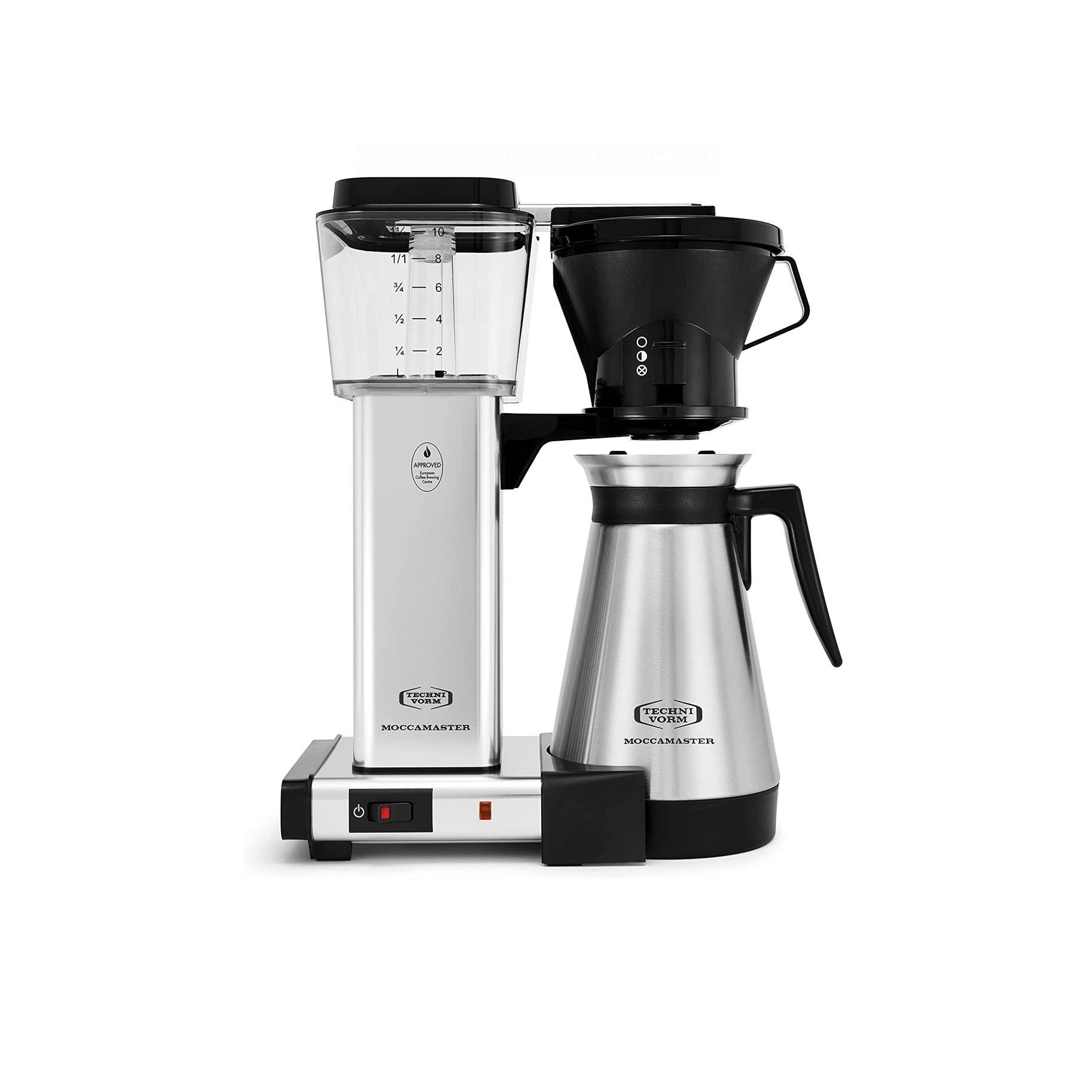 The Best Coffee Maker Option: Technivorm Moccamaster KBT
