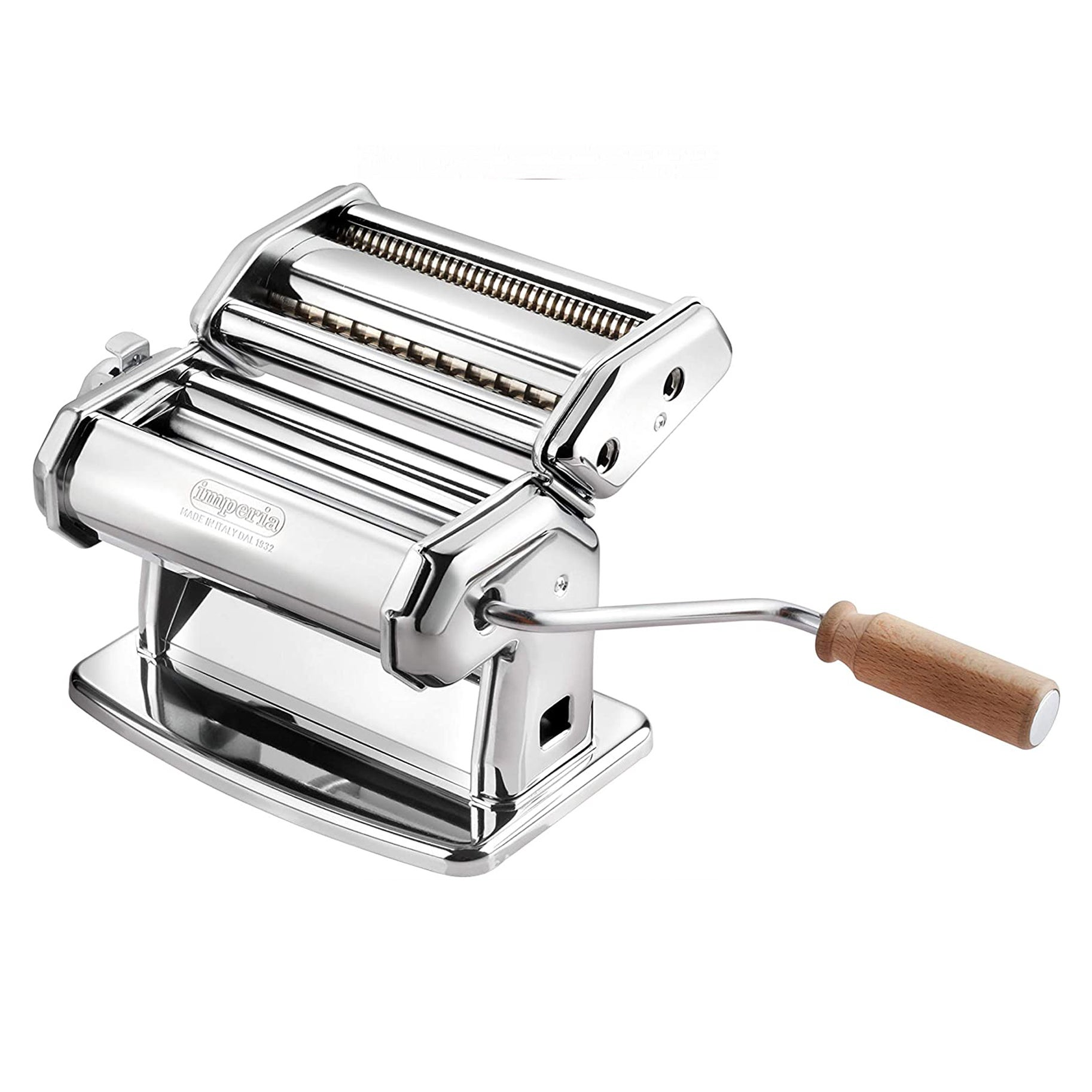 The Best Pasta Maker Option: Imperia Pasta Maker Machine