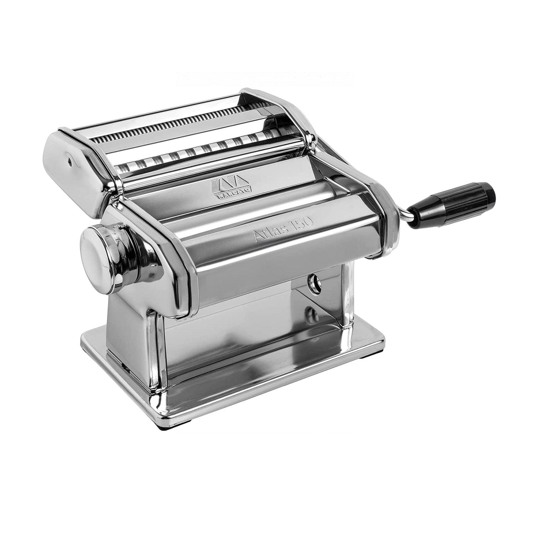 The Best Pasta Maker Option: Marcato Classic Atlas 150 Pasta Machine
