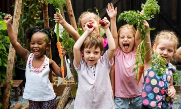 Fewer Snack Packs, More Chana Dal: How Children's Food Media Is Taking a Global View