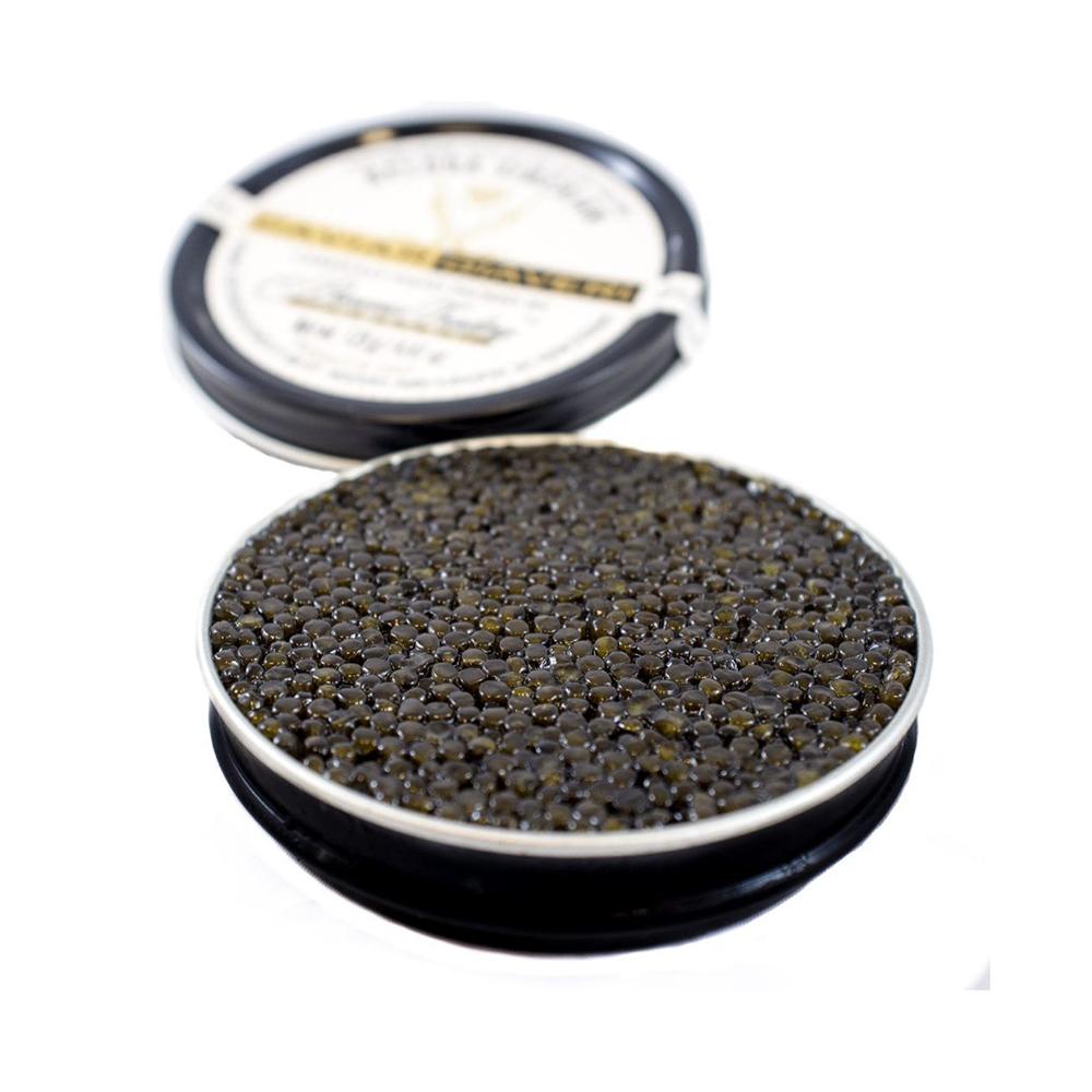 The Best Caviar Option: Browne Trading Company Beluga Hybrid