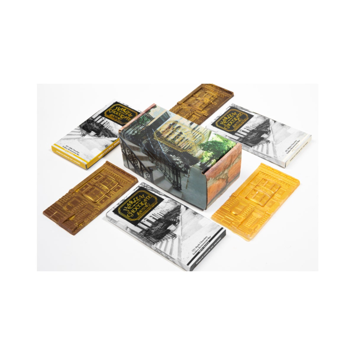 Best Chocolate Gifts Option Golden Brownstone Gift Set