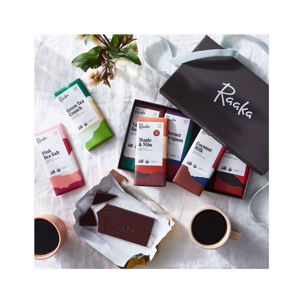 Best Chocolate Gifts Option Raaka Chocolate
