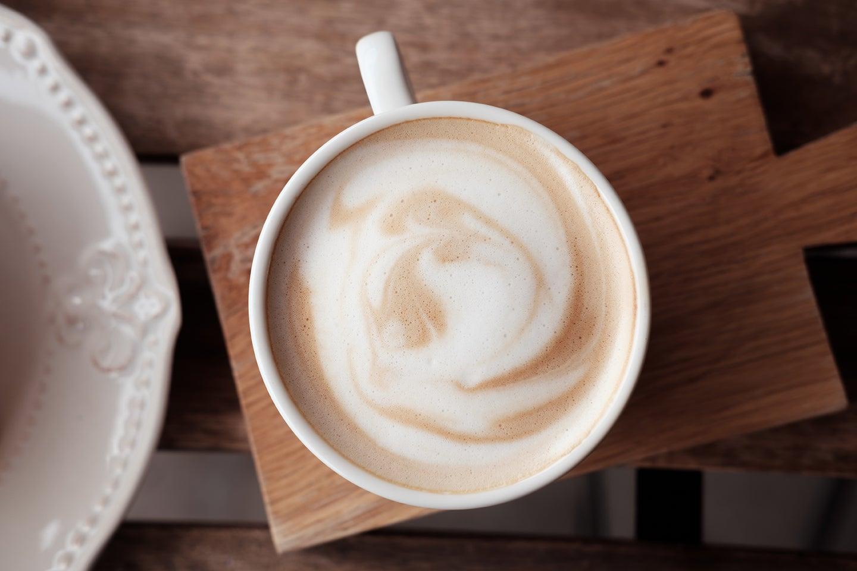 A Cup Of Cappuciono