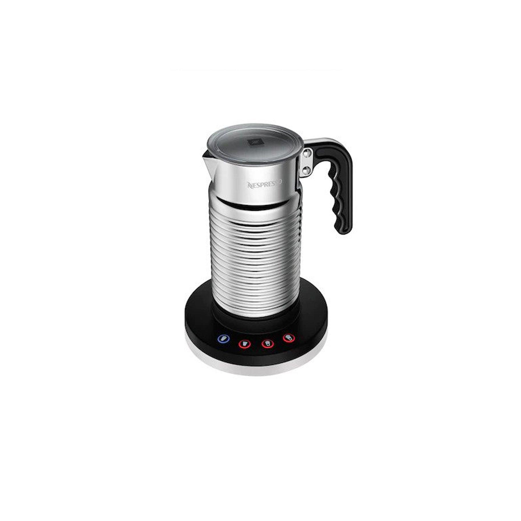 The Best Milk Frother Option: Nespresso Aeroccino4
