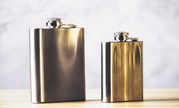 Keep Happy Hour Right at Your Hip with the Best Flasks