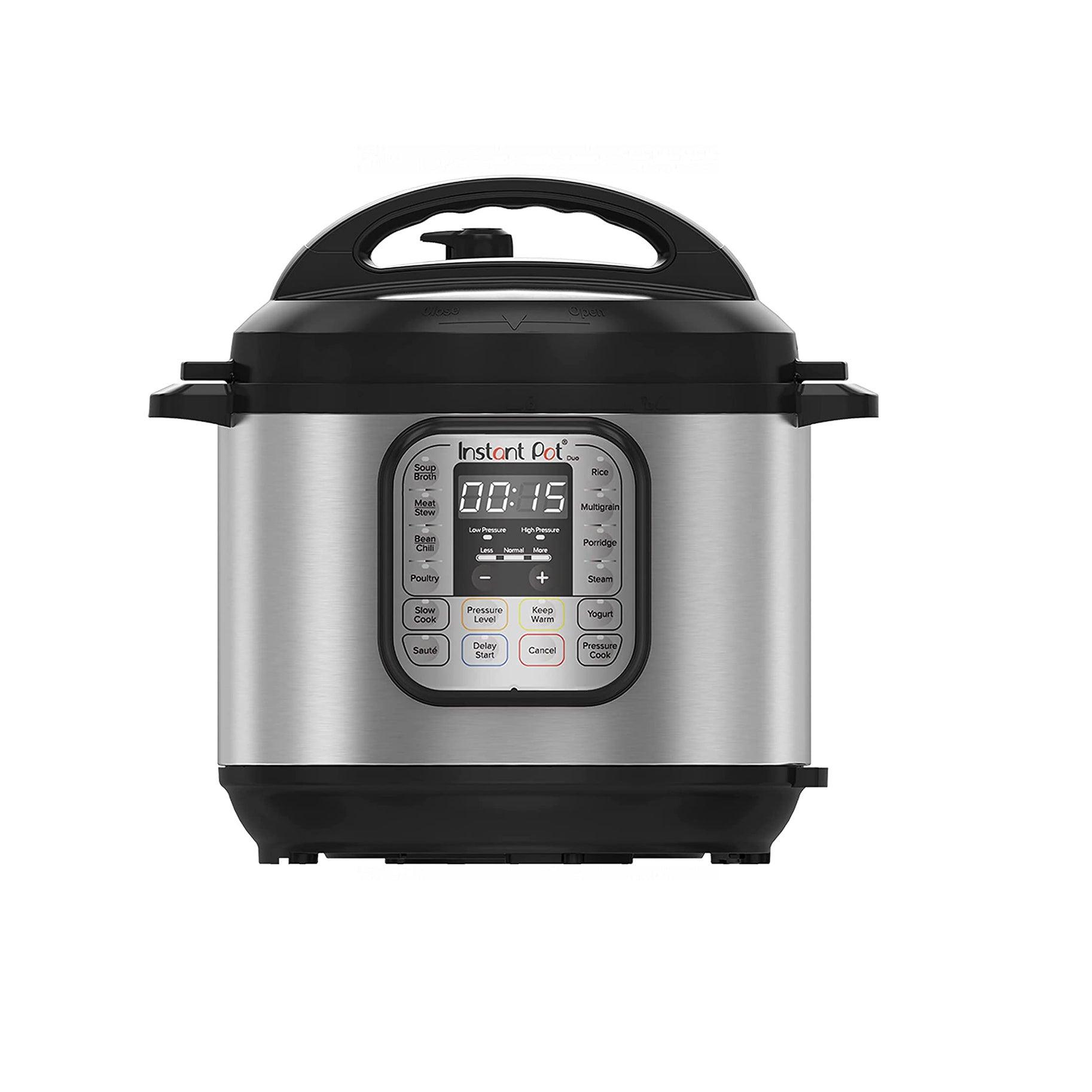 The Best Pressure Cooker Option: Instant Pot Pro 6 Quart