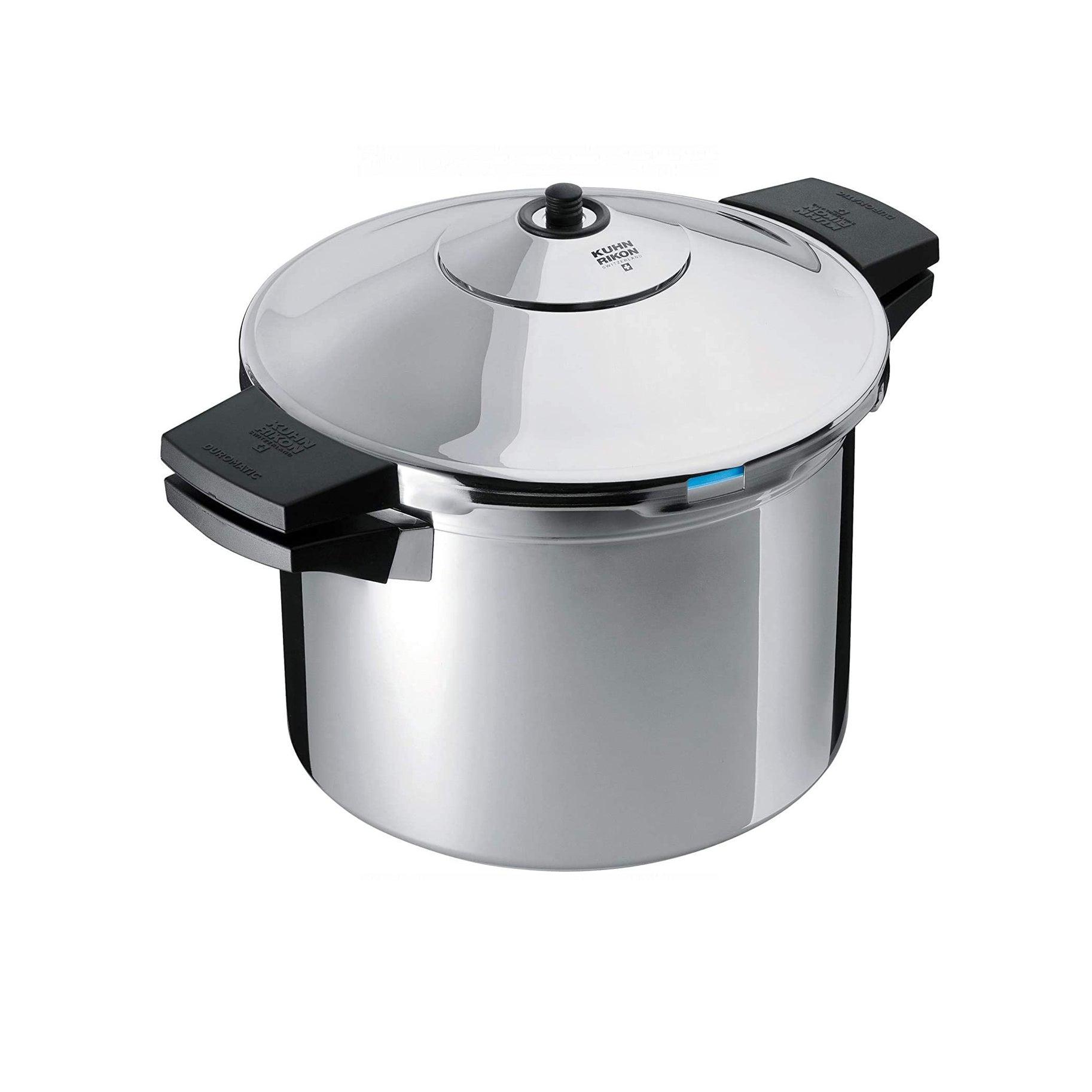 The Best Pressure Cooker Option: Kuhn Rikon 8.4 Quart Pressure Cooker