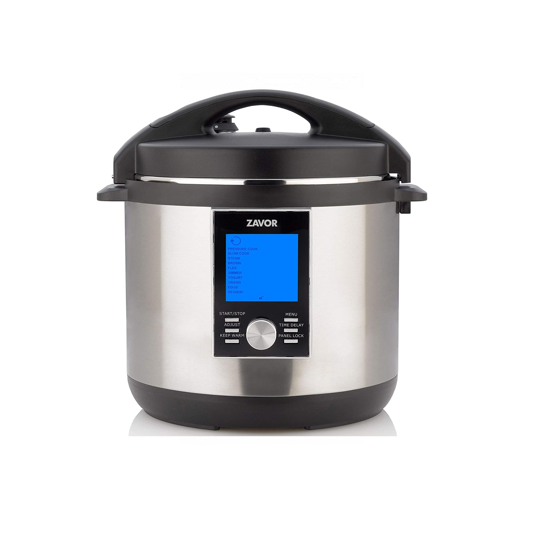 The Best Pressure Cooker Option: Zavor Lux LCD 8 Quart