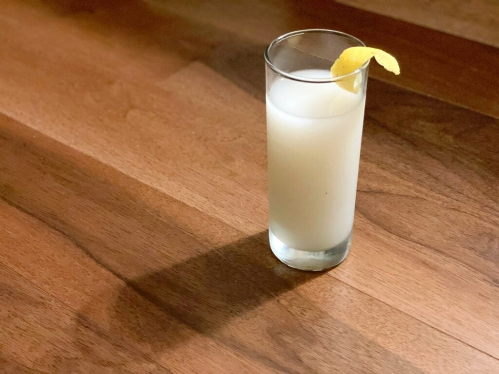 Ginger Makgeolli Twist Recipe