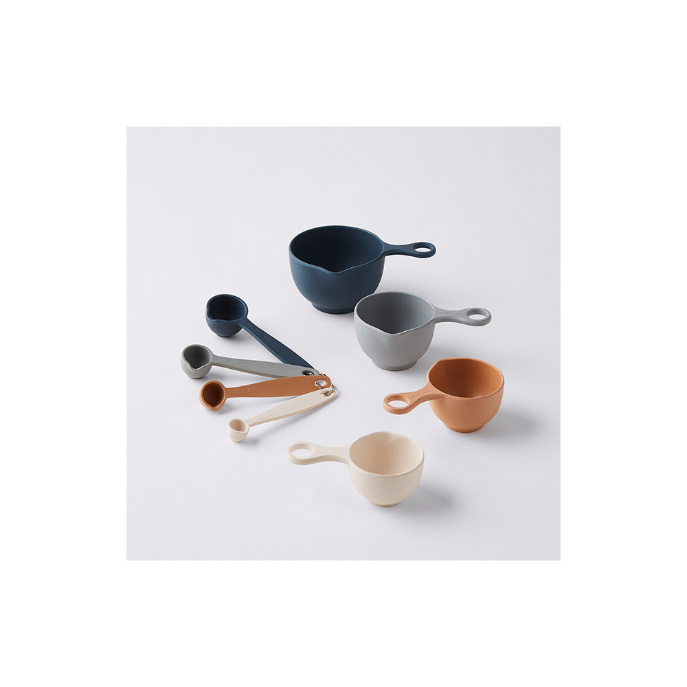 Bamboo Spoons and Cups