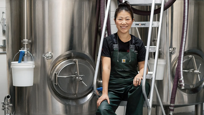 Makgeolli Magnate Alice Jun Is Spreading Korean Culture, One Bottle at a Time