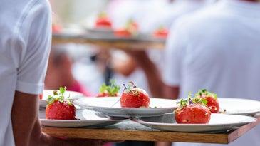 Tomate à la Narbonnaise, Stuffed Tomato Salad