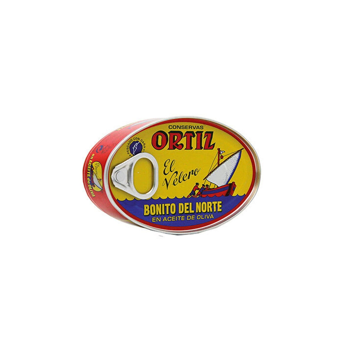 Best Canned Tuna Option_ Ortiz Bonito del Norte in Olive Oil