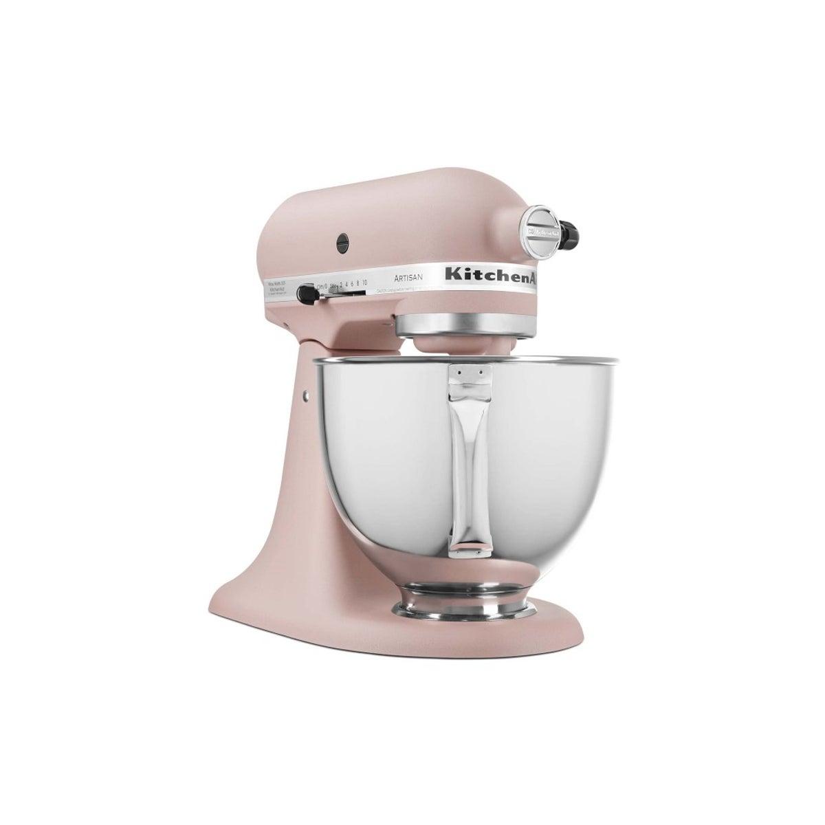 Best Stand Mixer Option KitchenAid Artisan 5-qt. Stand Mixer