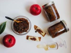 Sherried Apple Chutney