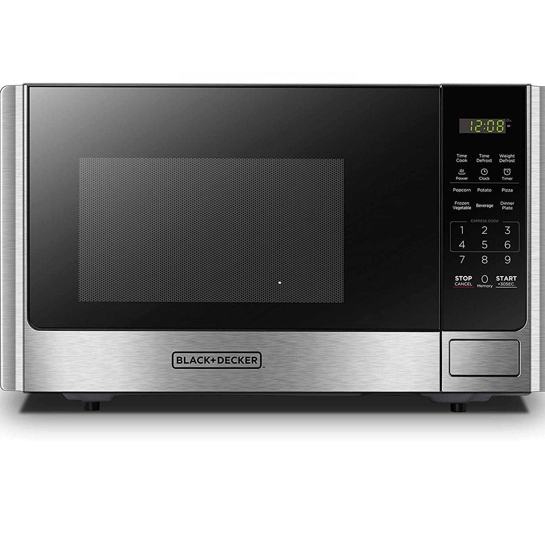 The Best Countertop Microwaves Option: Black And Decker Digital