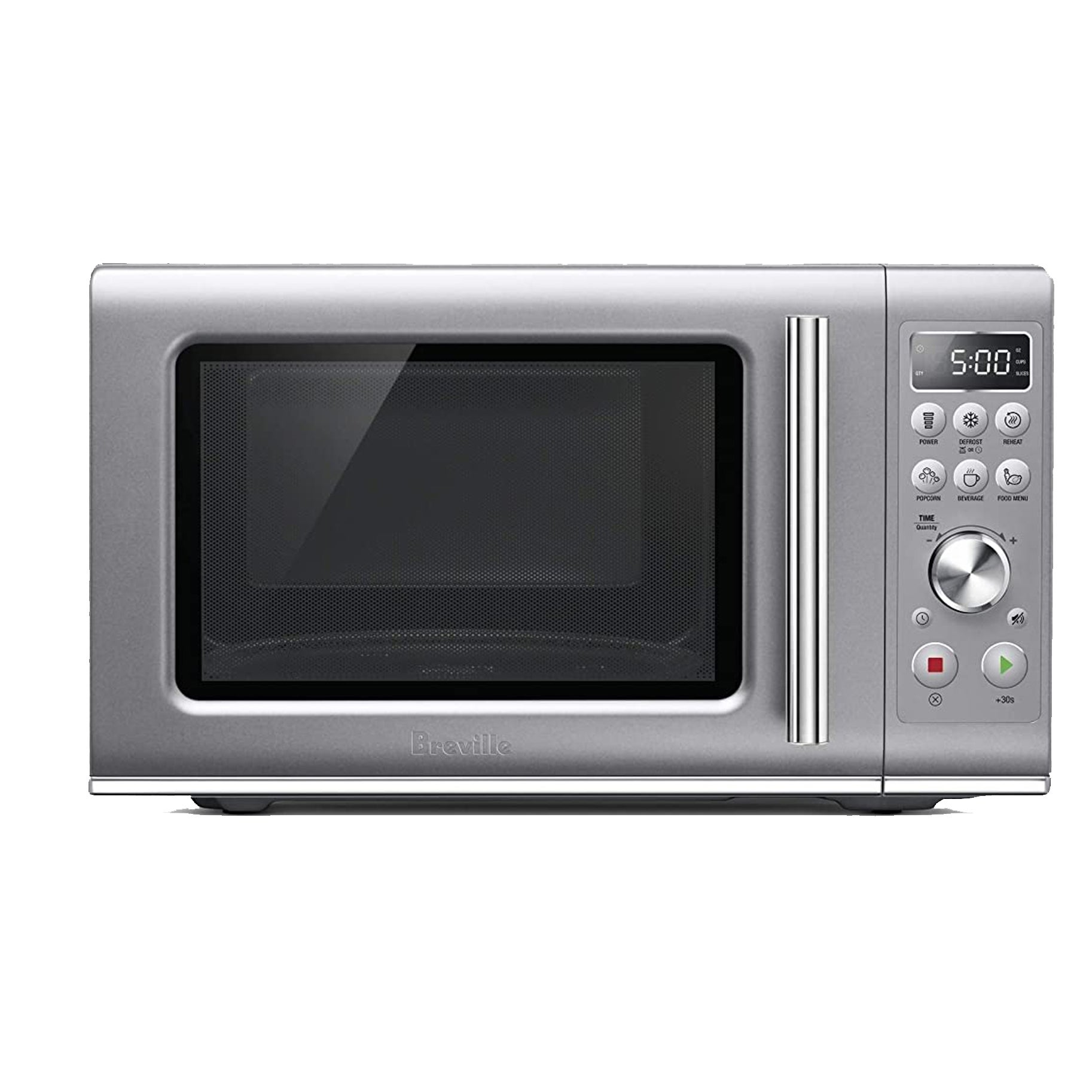 The Best Countertop Microwaves Option: Breville BMO650SIL1BUC1