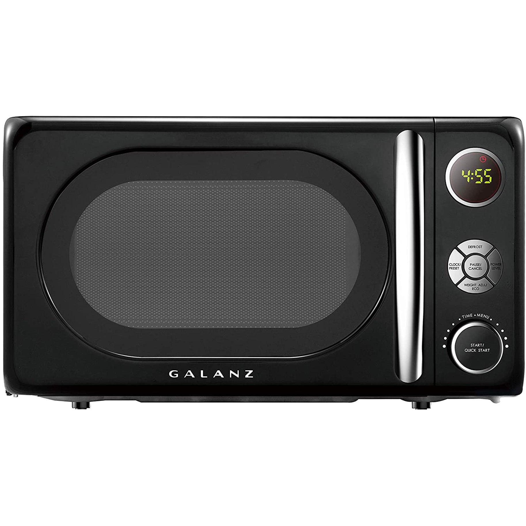The Best Countertop Microwaves Option: Galanz GLCMKA07BKR-07
